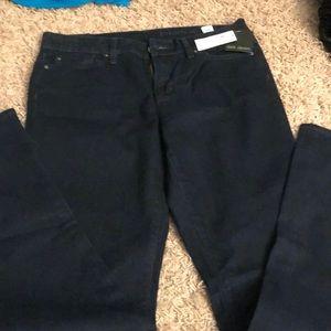 GAP dark denim jeans NWT